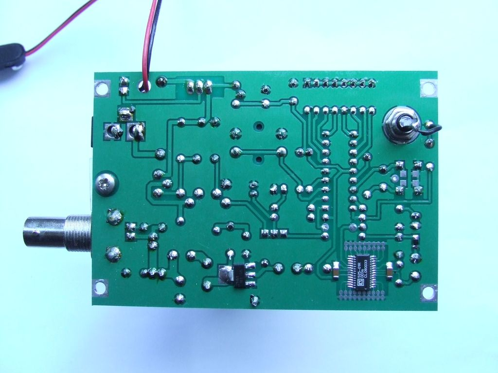 PCB bottom view